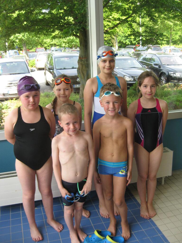 5. Nachwuchsschwimmfest Heddesheim