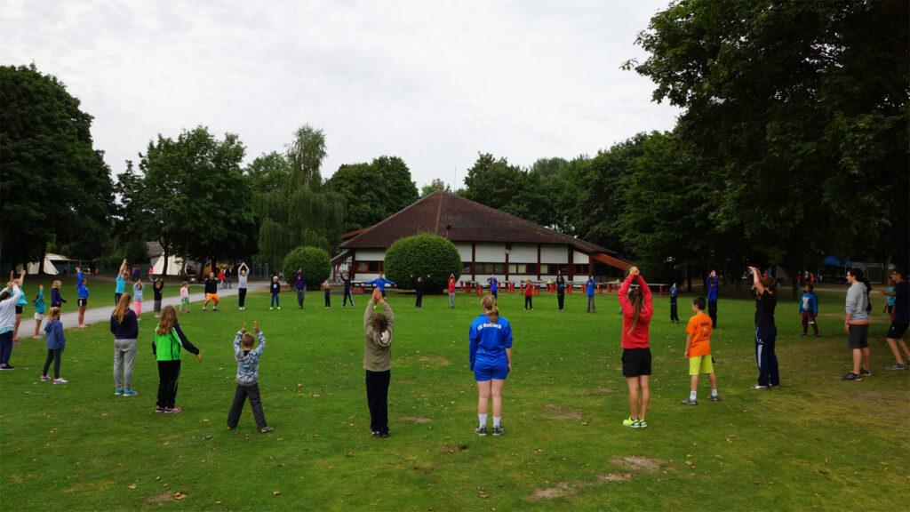 Zeltlager_2015_Sport